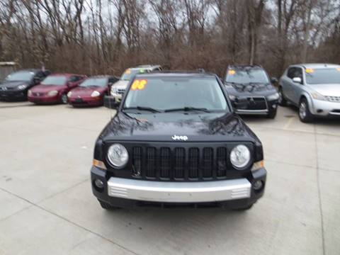 2009 Jeep Patriot Limited for sale at B & T Auto Sales & Repair in Columbus OH