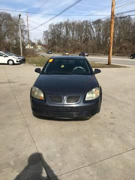 2009 Pontiac G5 for sale at B & T Auto Sales & Repair in Columbus OH