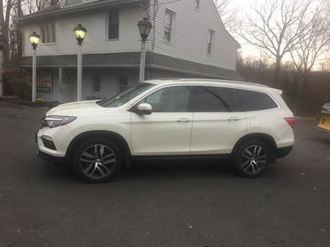 2016 Honda Pilot for sale at 22nd ST Motors in Quakertown PA