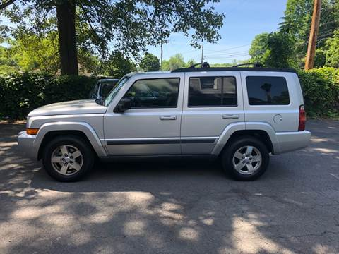 2008 Jeep Commander for sale at 22nd ST Motors in Quakertown PA