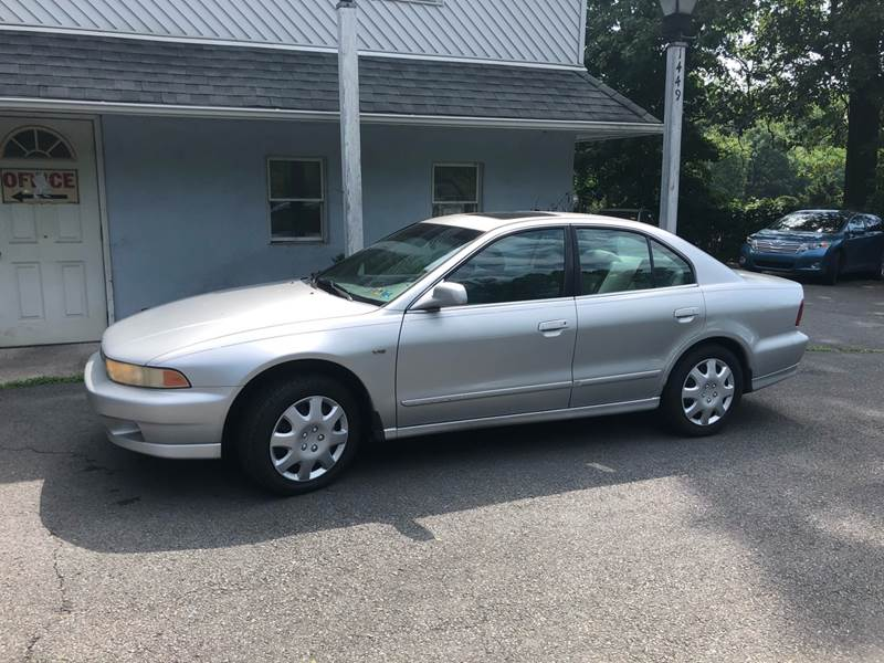 2001 Mitsubishi Galant for sale at 22nd ST Motors in Quakertown PA