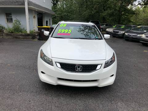 2008 Honda Accord for sale in Quakertown, PA