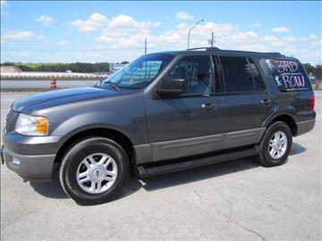 2003 Ford Expedition for sale at HUGH WILLIAMS AUTO SALES in Lakeland FL