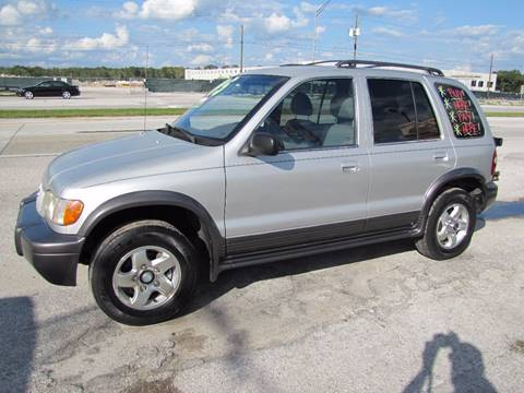 2002 Kia Sportage for sale at HUGH WILLIAMS AUTO SALES in Lakeland FL