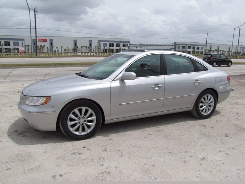 2006 Hyundai Azera Limited 4dr Sedan   Lakeland FL
