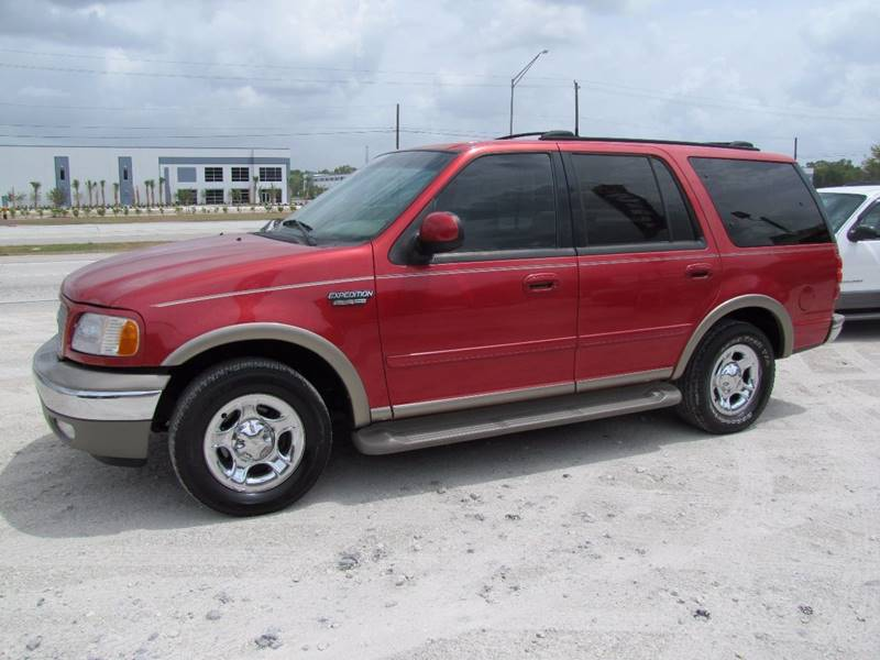 2002 ford expedition eddie bauer 2wd 4dr suv in lakeland fl hugh williams auto sales. Black Bedroom Furniture Sets. Home Design Ideas