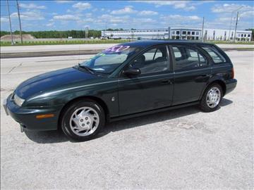 1997 Saturn S-Series for sale at HUGH WILLIAMS AUTO SALES in Lakeland FL