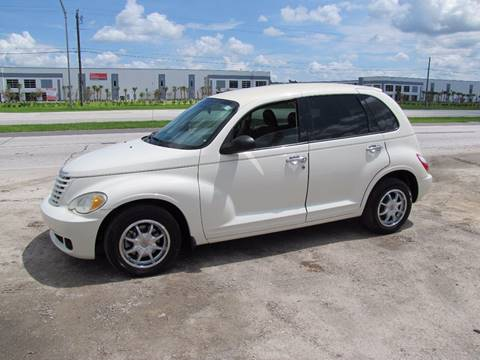 2008 Chrysler PT Cruiser for sale at HUGH WILLIAMS AUTO SALES in Lakeland FL