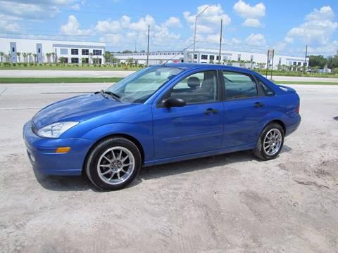 2003 Ford Focus for sale at HUGH WILLIAMS AUTO SALES in Lakeland FL