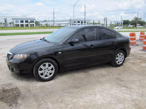 2008 Mazda MAZDA3 for sale at HUGH WILLIAMS AUTO SALES in Lakeland FL