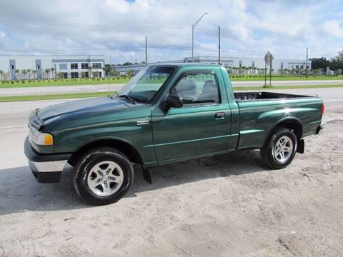 2000 Mazda B-Series Pickup for sale at HUGH WILLIAMS AUTO SALES in Lakeland FL