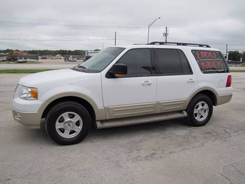 2006 Ford Expedition for sale at HUGH WILLIAMS AUTO SALES in Lakeland FL