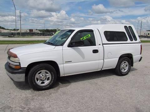 2000 Chevrolet Silverado 1500 for sale at HUGH WILLIAMS AUTO SALES in Lakeland FL