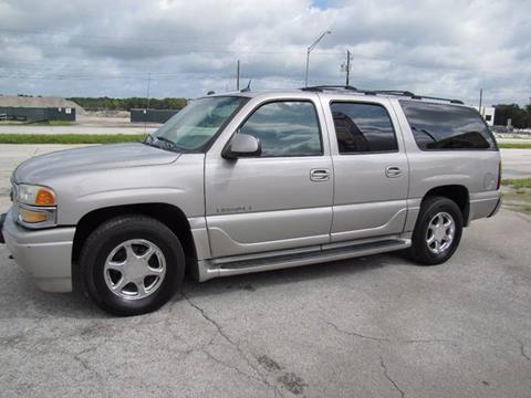 2005 GMC Yukon XL for sale at HUGH WILLIAMS AUTO SALES in Lakeland FL