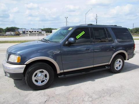 1999 Ford Expedition for sale at HUGH WILLIAMS AUTO SALES in Lakeland FL