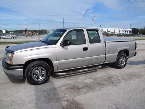 2004 Chevrolet Silverado 1500 for sale at HUGH WILLIAMS AUTO SALES in Lakeland FL
