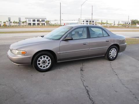 1999 Buick Century for sale at HUGH WILLIAMS AUTO SALES in Lakeland FL