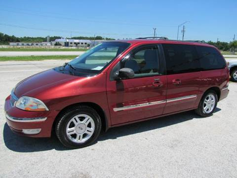 2003 Ford Windstar for sale at HUGH WILLIAMS AUTO SALES in Lakeland FL