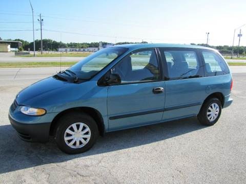 1999 Plymouth Voyager for sale at HUGH WILLIAMS AUTO SALES in Lakeland FL