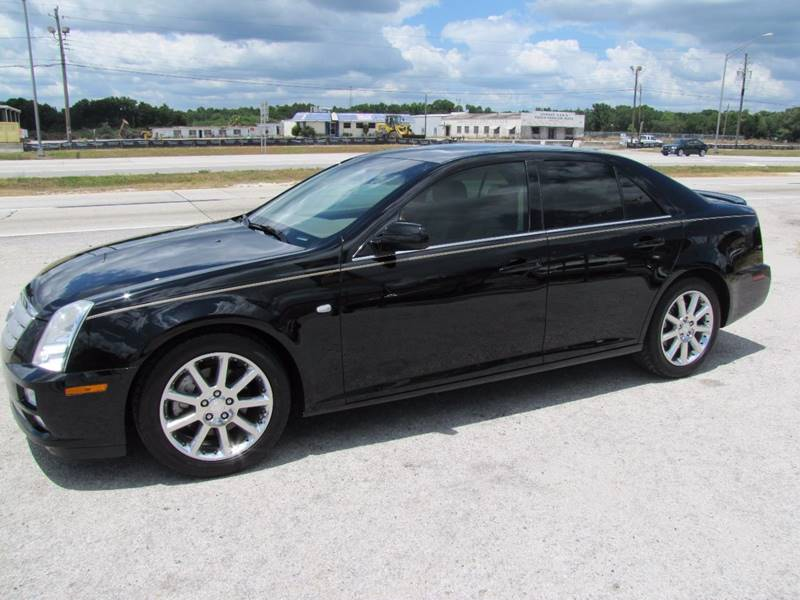 2005 Cadillac STS for sale at HUGH WILLIAMS AUTO SALES in Lakeland FL