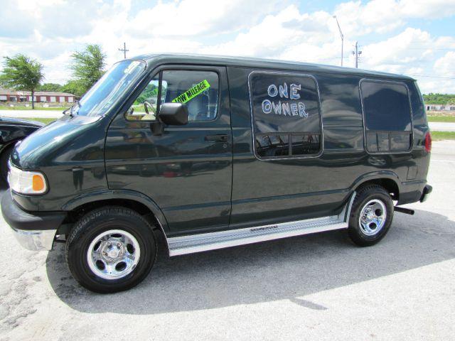 1997 Dodge Ram Van for sale at HUGH WILLIAMS AUTO SALES in Lakeland FL