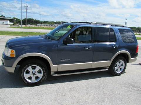 2005 Ford Explorer for sale at HUGH WILLIAMS AUTO SALES in Lakeland FL