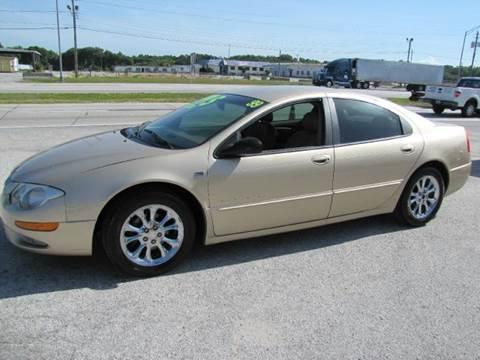 1999 Chrysler 300M for sale at HUGH WILLIAMS AUTO SALES in Lakeland FL