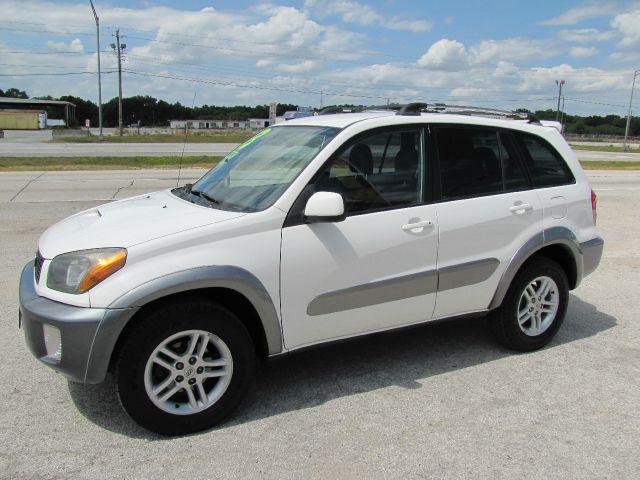 2003 Toyota RAV4 for sale at HUGH WILLIAMS AUTO SALES in Lakeland FL