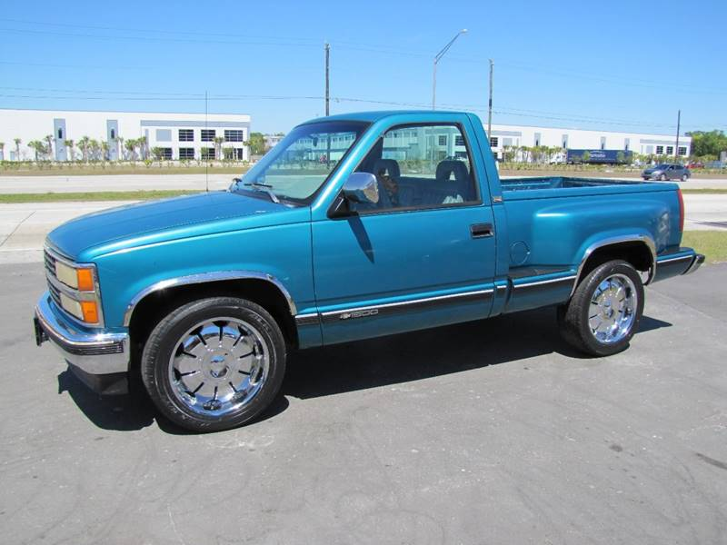 1993 Chevrolet C/K 1500 Series for sale at HUGH WILLIAMS AUTO SALES in Lakeland FL
