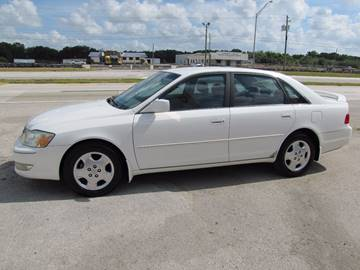 2004 Toyota Avalon for sale at HUGH WILLIAMS AUTO SALES in Lakeland FL