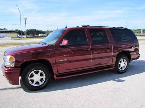2003 GMC Yukon XL for sale at HUGH WILLIAMS AUTO SALES in Lakeland FL