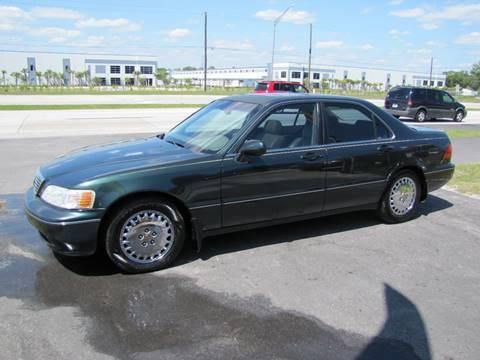 1996 Acura RL for sale at HUGH WILLIAMS AUTO SALES in Lakeland FL