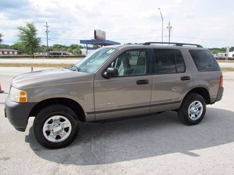 2004 Ford Explorer for sale at HUGH WILLIAMS AUTO SALES in Lakeland FL