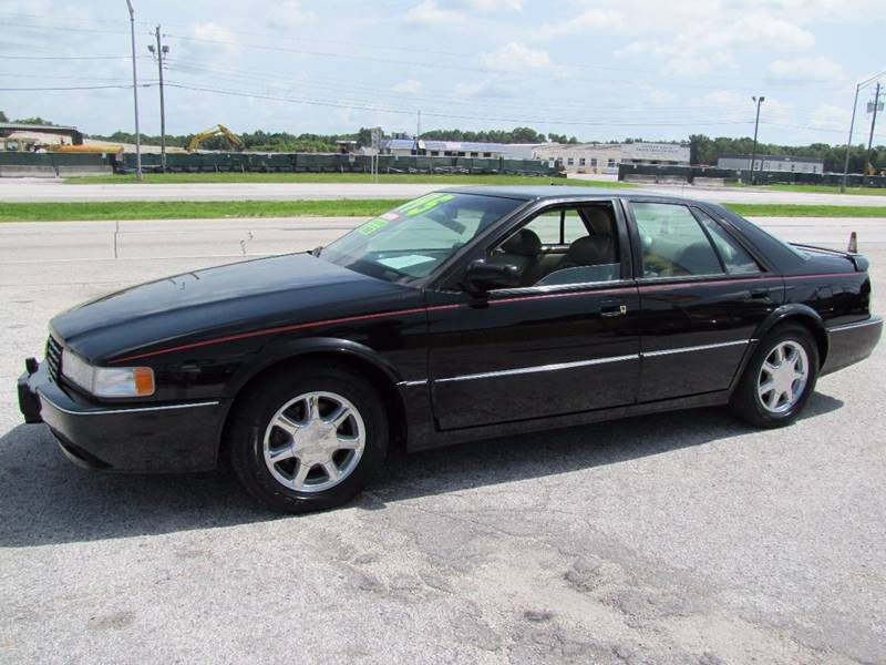 1997 Cadillac Seville for sale at HUGH WILLIAMS AUTO SALES in Lakeland FL