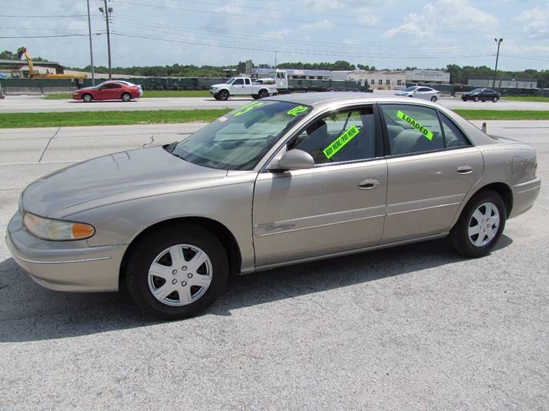 2002 Buick Century for sale at HUGH WILLIAMS AUTO SALES in Lakeland FL