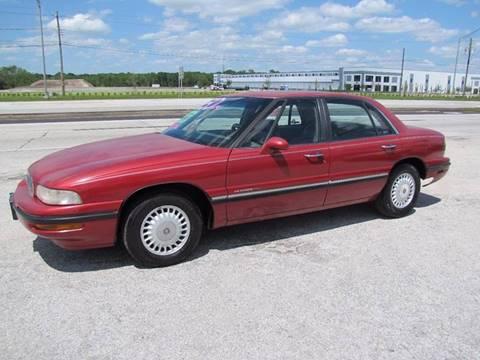 1999 Buick LeSabre for sale at HUGH WILLIAMS AUTO SALES in Lakeland FL