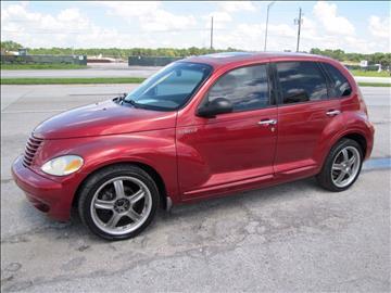2002 Chrysler PT Cruiser for sale at HUGH WILLIAMS AUTO SALES in Lakeland FL