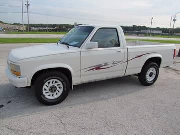 1992 Dodge Dakota for sale at HUGH WILLIAMS AUTO SALES in Lakeland FL
