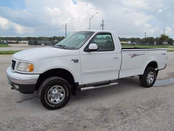 2000 Ford F-150 for sale at HUGH WILLIAMS AUTO SALES in Lakeland FL