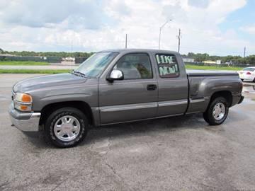 2000 GMC Sierra 1500 for sale at HUGH WILLIAMS AUTO SALES in Lakeland FL