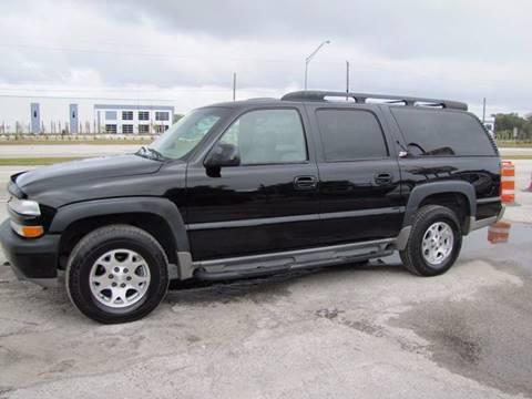 2001 Chevrolet Suburban for sale at HUGH WILLIAMS AUTO SALES in Lakeland FL