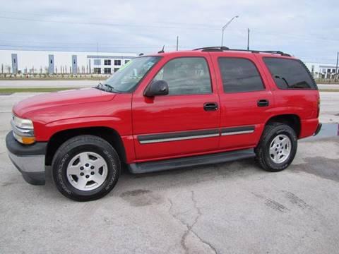 2005 Chevrolet Tahoe for sale at HUGH WILLIAMS AUTO SALES in Lakeland FL