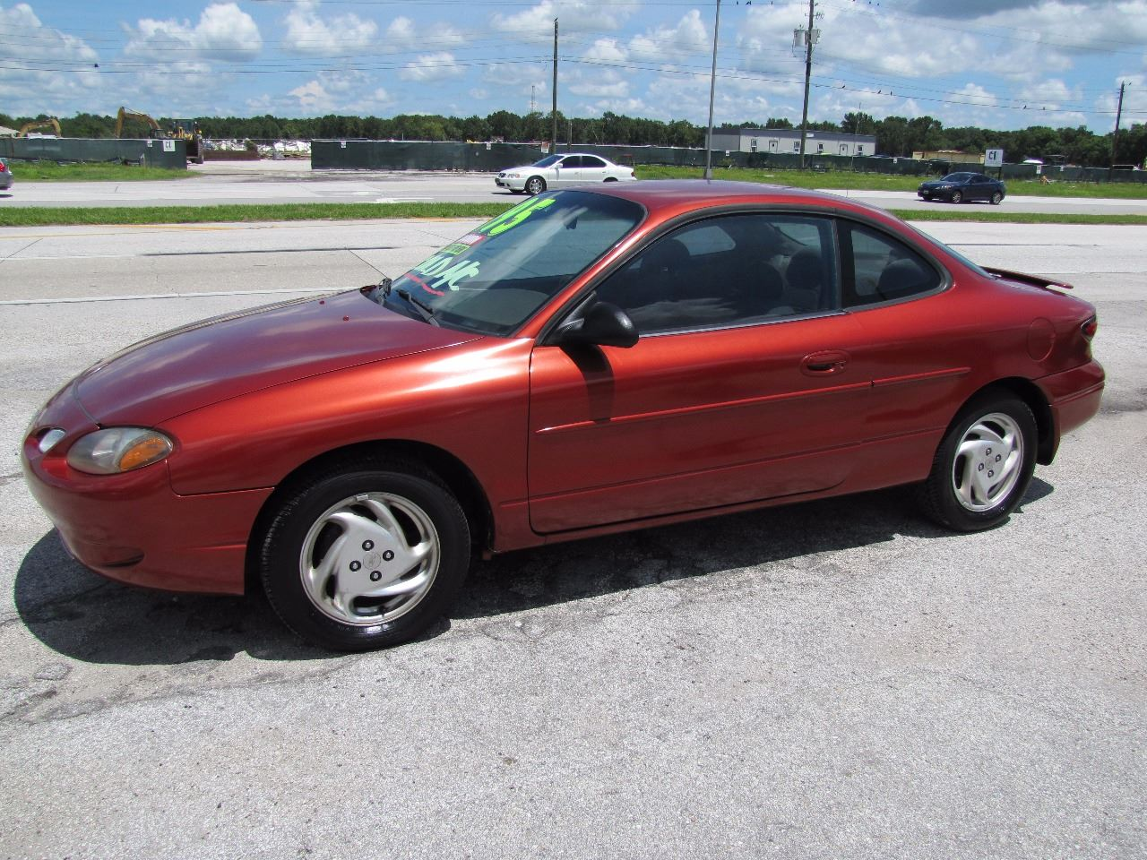 1999 ford escort zx2 cool 2dr coupe lakeland fl