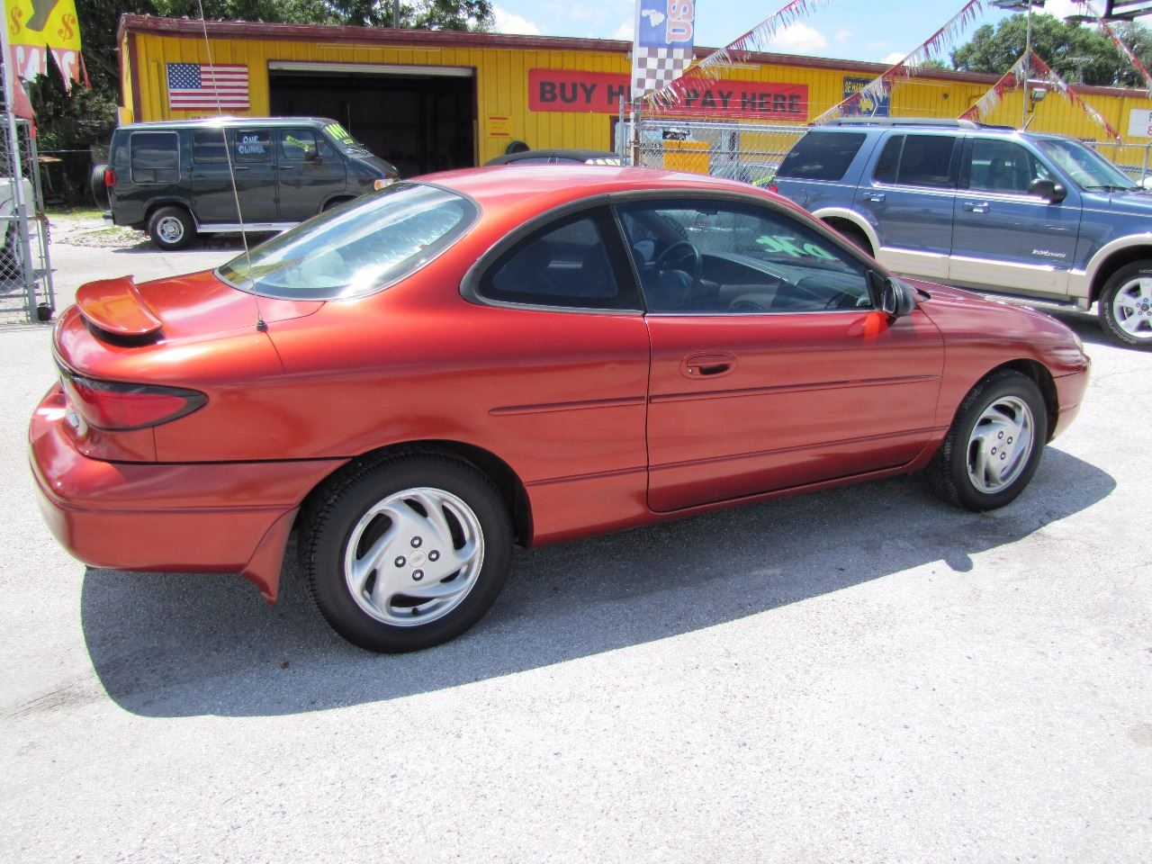 Ford ford zx2 : 1999 Ford Escort ZX2 Cool 2dr Coupe In Lakeland FL - HUGH WILLIAMS ...