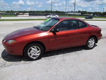 1999 Ford Escort for sale at HUGH WILLIAMS AUTO SALES in Lakeland FL