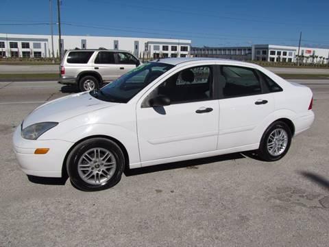 2000 Ford Focus for sale at HUGH WILLIAMS AUTO SALES in Lakeland FL