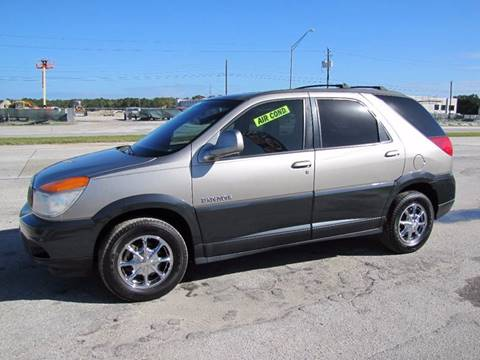 2002 Buick Rendezvous for sale at HUGH WILLIAMS AUTO SALES in Lakeland FL