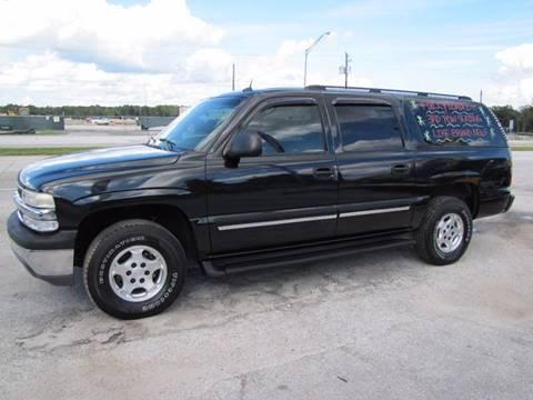 2005 Chevrolet Suburban for sale at HUGH WILLIAMS AUTO SALES in Lakeland FL