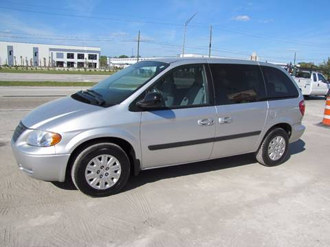 2007 Chrysler Town and Country for sale at HUGH WILLIAMS AUTO SALES in Lakeland FL