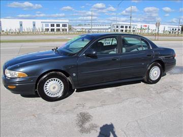 2001 Buick LeSabre for sale at HUGH WILLIAMS AUTO SALES in Lakeland FL